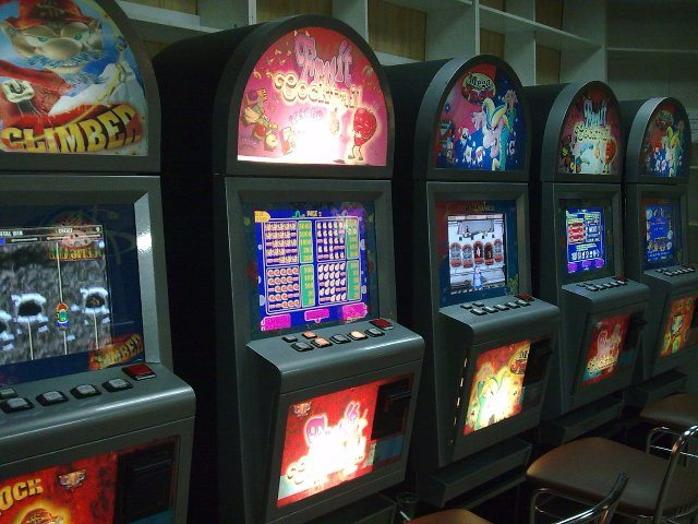 8 казино игровые автоматы - идеальный досуг