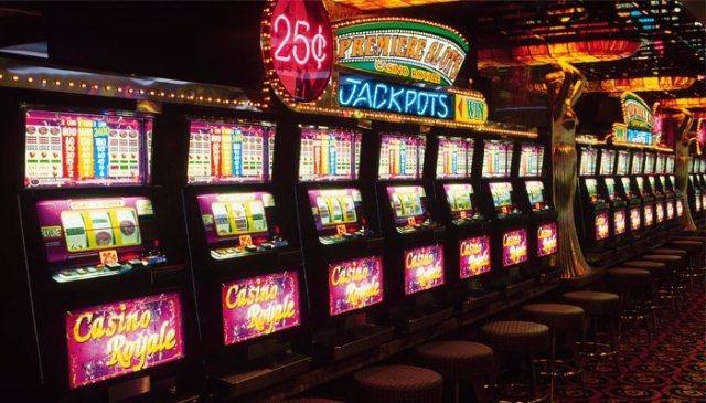 Игровые автоматы в казино-онлайн Дрифт